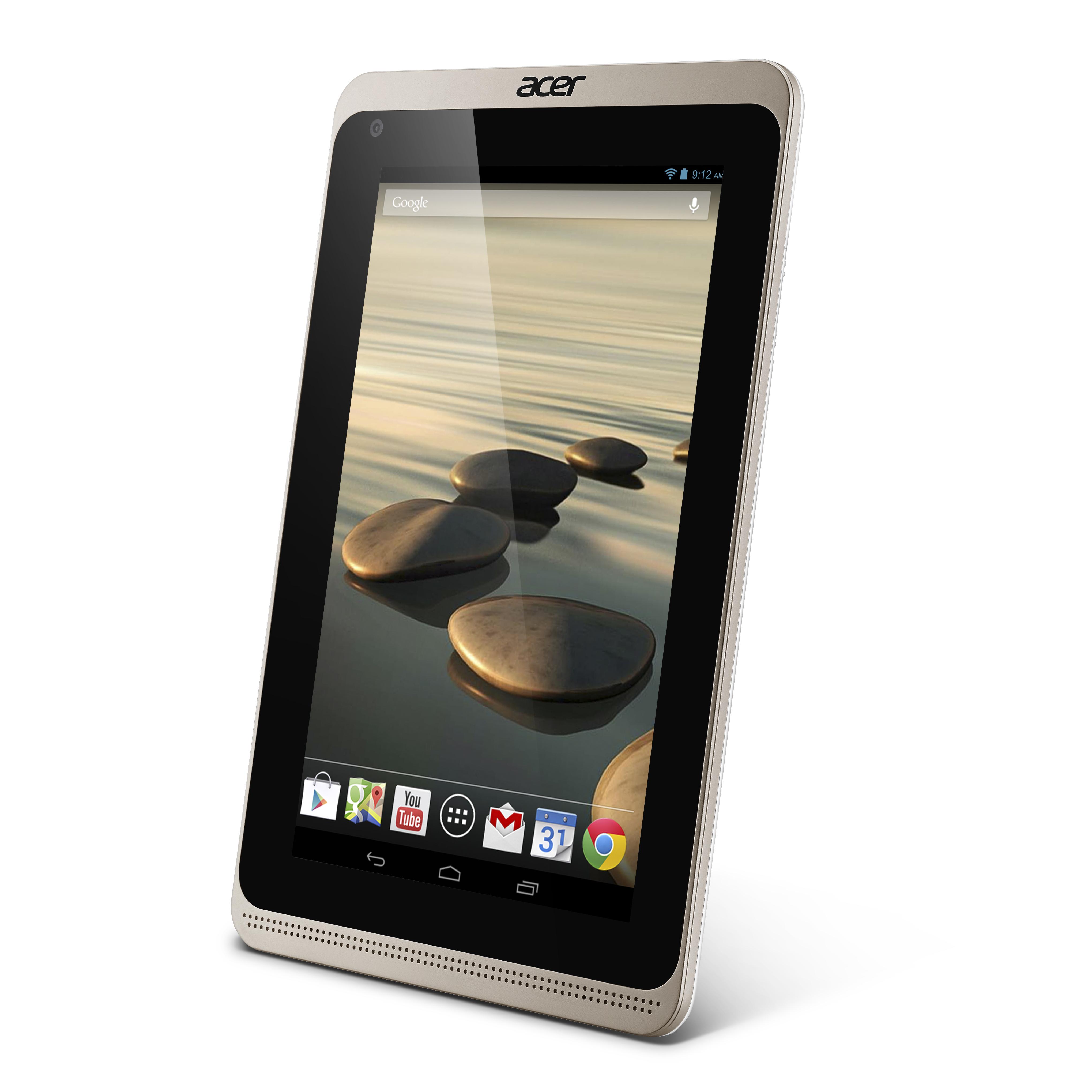 tablet acer b1721