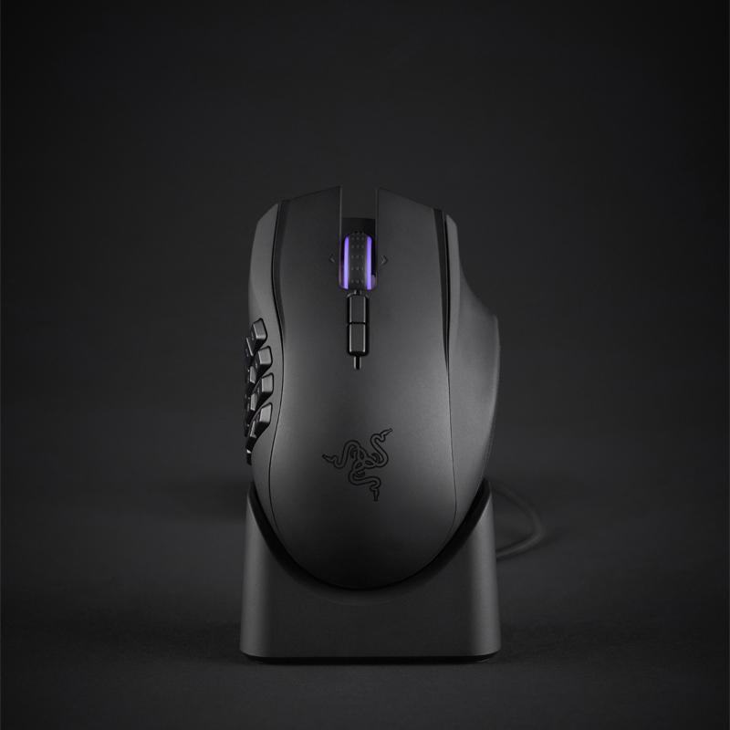 Мишка RAZER Naga Epic Chroma-EU, Gaming, 8200dpi 4G laser sensor, USB